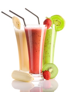 Healthy Fruit Juice for Weight Loss